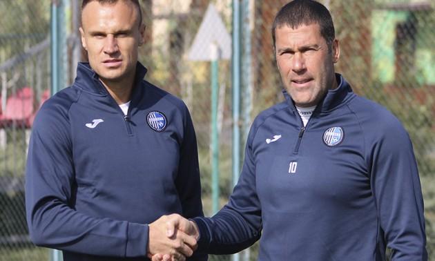 Шевчук - головний тренер Олімпіка