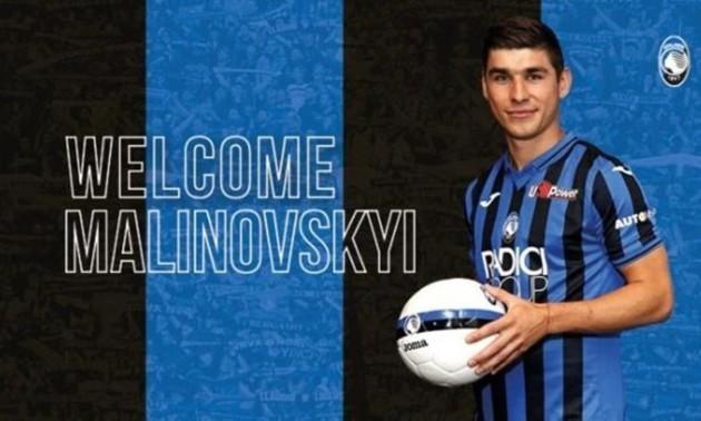 Ласкаво просимо - капітан Аталанти українською привітав Маліновського в клубі
