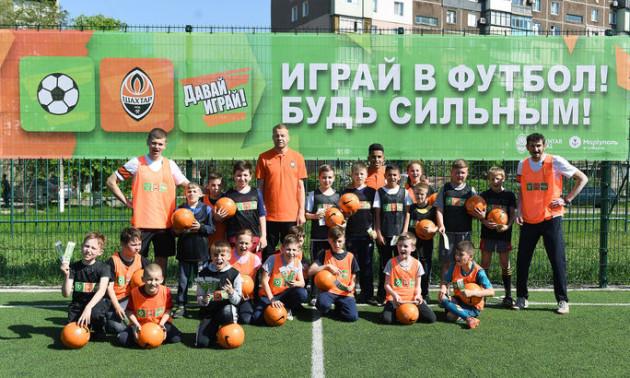 Шахтар став срібним призером UEFA Grassroots Awards