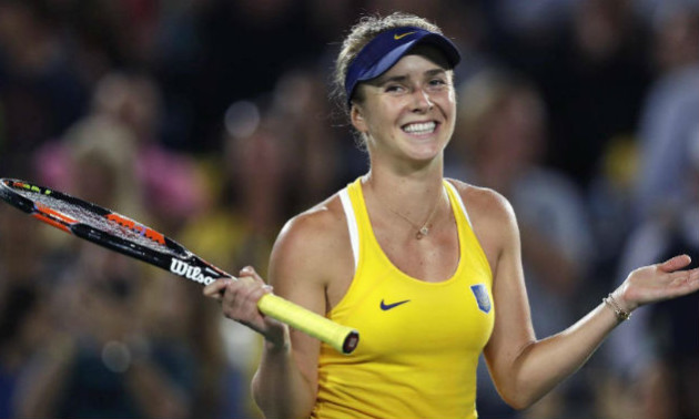 Україна входить до топ-10 за середнім рейтингом найкращих тенісисток
