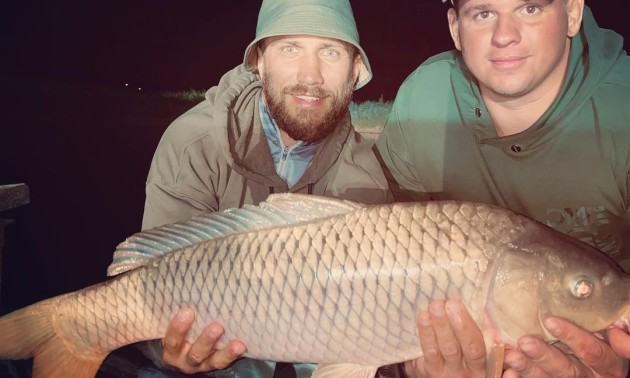 Мистецтво риболовлі: Ломаченко скрупульозно готується та ловить справжні трофеї