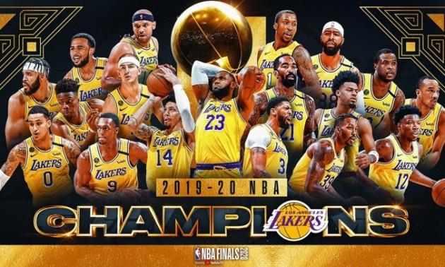 Лейкерс - чемпіон НБА. Найкращі моменти фінальної серії