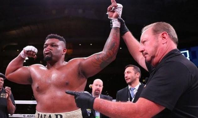 Міллер: Якщо не буде бою з Джошуа, то я покину бокс
