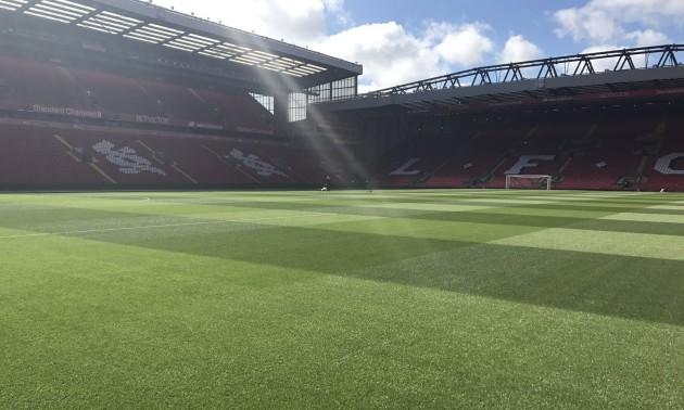 Ліверпуль домашні матчі може грати на нейтральних полях