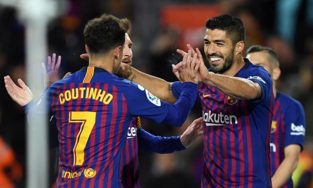 Барселона готова продати вісім футболістів