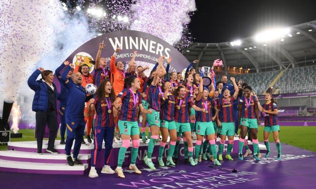 Барселона виграла жіночу Лігу чемпіонів