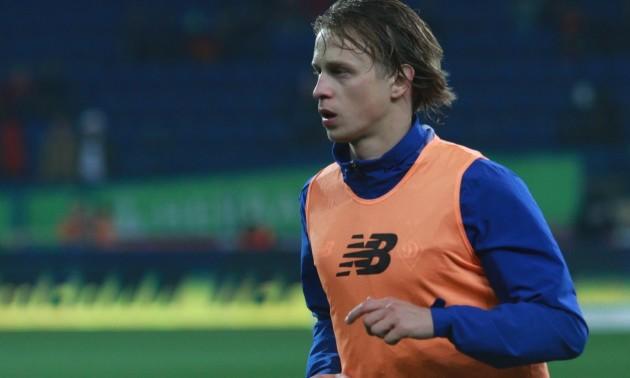 Циганик: Шабанов - найсильніший центральний захисник Динамо