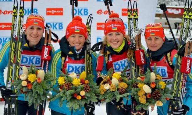 7 найяскравіших перемог українських біатлоністів на чемпіонаті світу