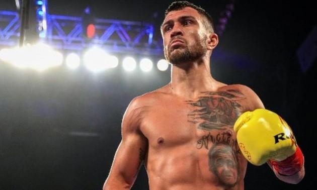 Ломаченко став найкращим боксером року за версією Boxingtalk