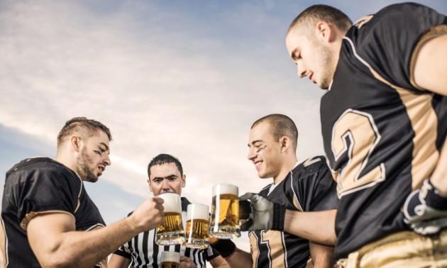 Спорт і алкоголь: чи можна поєднувати