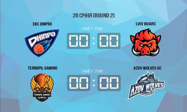 Azov Wolves GC зіграє з Ternopil Gaming, eBC Dnipro прийматиме Lviv Boars у чемпіонаті України