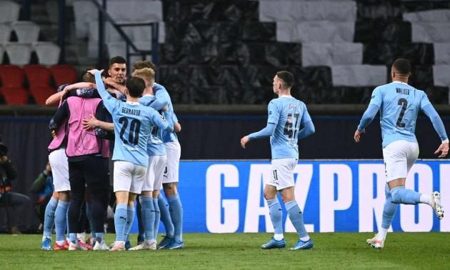 Зінченко допоміг Манчестер Сіті переграти ПСЖ у півфіналі Ліги чемпіонів