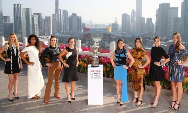 Світоліна дізналася суперниць на груповому етапі Підсумкового турніру WTA