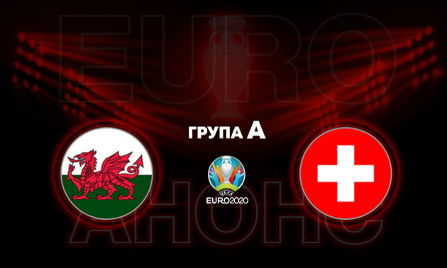Вельс - Швейцарія: анонс і прогноз на матч у групі A чемпіонату Європи