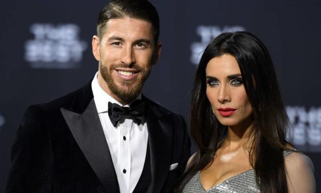 У Мережу потрапило відео, на якому дружина Рамоса повністю роздяглася на камеру