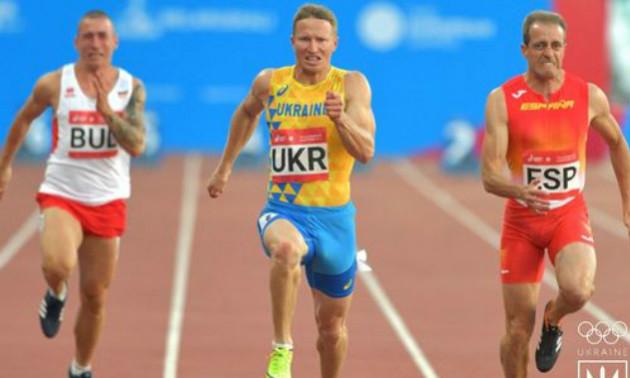 Українець виконав кваліфікаційний норматив на чемпіонат світу