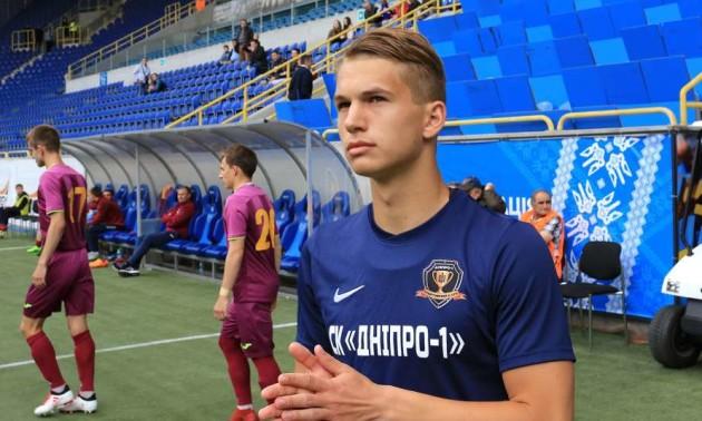 СК Дніпро-1 обговорив з Динамо оренду Супряги