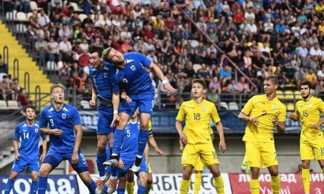 Україна поступилася Фінляндії у відборі на Євро-2021