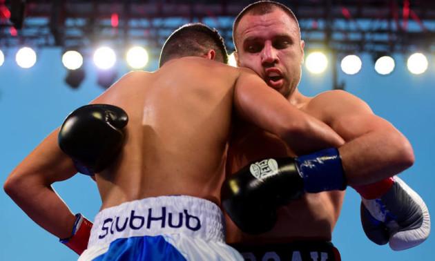 Бурсак проведе бій за титул чемпіона Європи