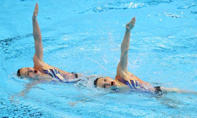 Україна завоювала золото чемпіонату Європи у довільній програмі