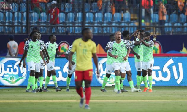 Визначилися чвертьфіналісти чемпіонату африканських націй