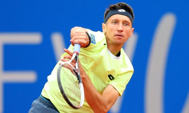 Стаховський проходить у третє коло на турнірі у Словенії