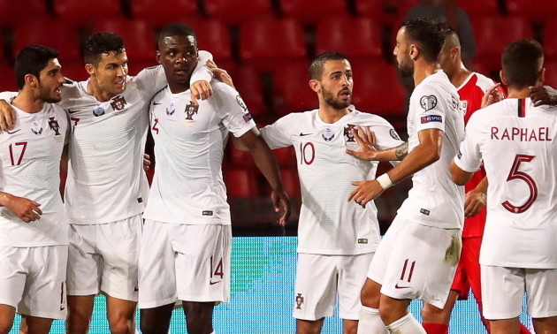 Сербія – Португалія 2:4. Огляд матчу