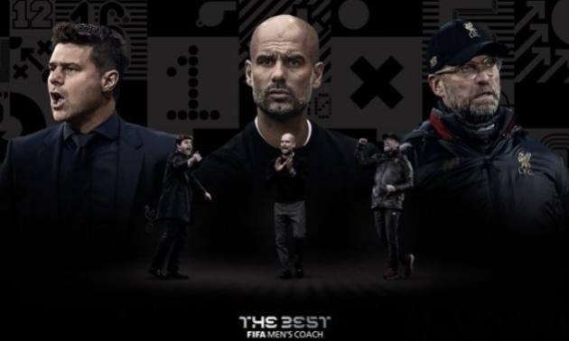 Гвардіола, Клопп і Почеттіно перетендують на завння Найкращий тренер року