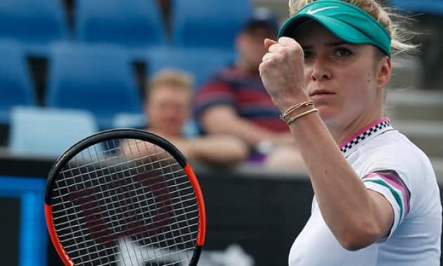 Триллер Світоліної проти Андреєску очолив огляд від WTA