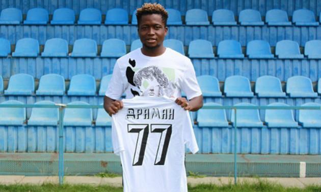 Олімпік підписав гравця збірної Буркіна-Фасо
