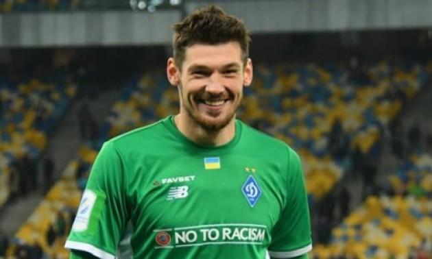 Основний голкіпер Динамо відновився після травми