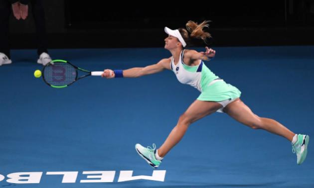 Цуренко поступилася Барті на Australian Open