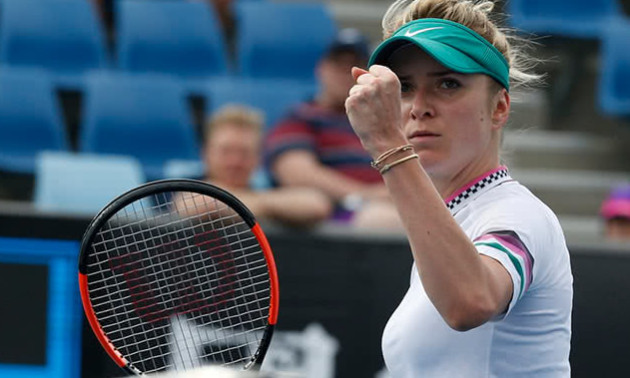 Світоліна вийшла в третє коло на турнірі в Дубаї. ВІДЕО