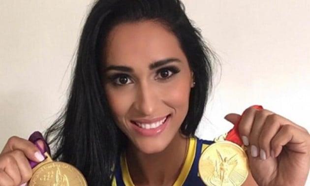 Олімпійська чемпіонка втратила свідомість під час інтерв'ю