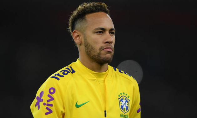Неймара можуть виключити зі збірної Бразилії