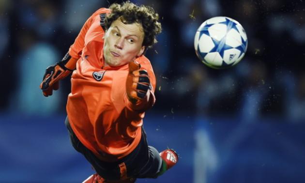 П'ятов перебуває в ТОП-7 найкращих гравців відбору до Євро-2020