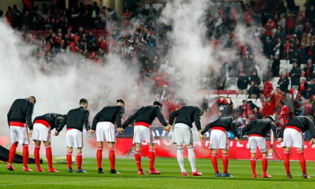 На матчі Бенфіка - Шахтар очікується близько 45 тисяч глядачів