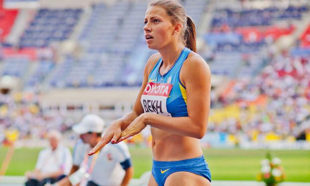 Бех-Романчук завоювала перше золото на Всесвітній Універсіаді-2019