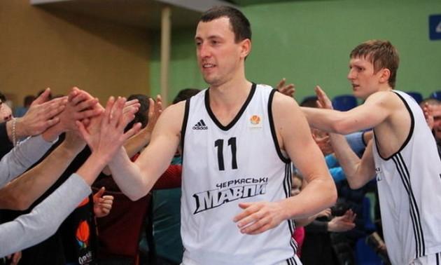 БК Тернопіль придбав досвідченого українця