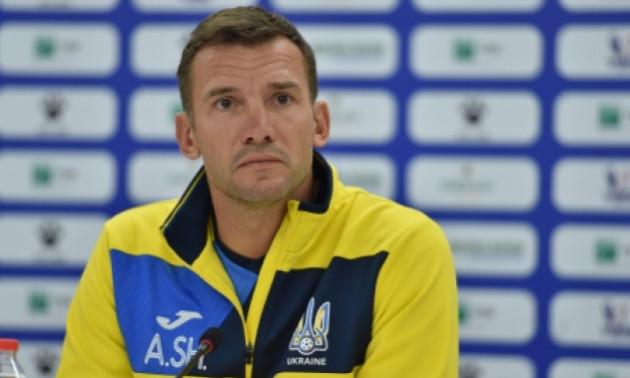Шевченко познущався із захисника Динамо
