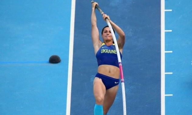 Килипко вийшла у фінал Олімпіади в стрибках з жердиною