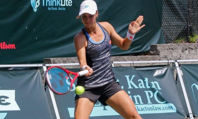 Калініна не змогла дограти матч на турнірі у Дубаї