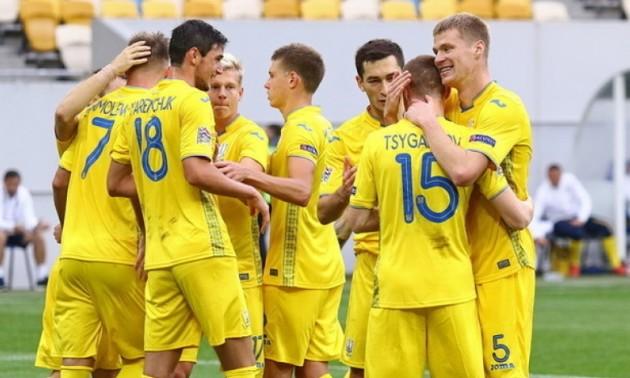 Збірна України є однією з найдешевших на Євро-2020