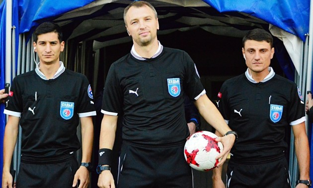 Жабченко припинив співпрацю з кримським футбольним союзом