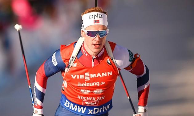 Бо виграв спринт у Гохфільцені, Прима фінішував 26-м