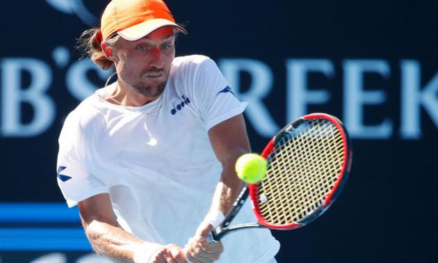 Долгополов знявся з Australian Open