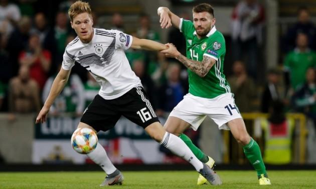 Німеччина - Північна Ірландія 6:1. Огляд матчу