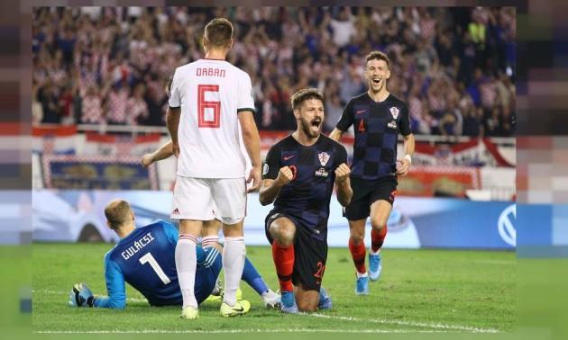 Хорватія – Угорщина 3:0. Огляд матчу