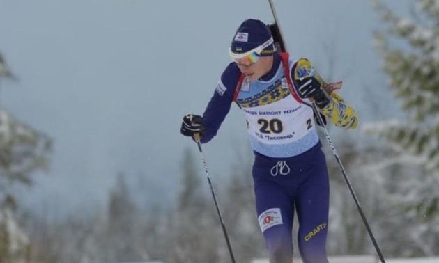 Мандзин – найкращий з українців в індивідуальній гонці на юніорському чемпіонаті світу з біатлону