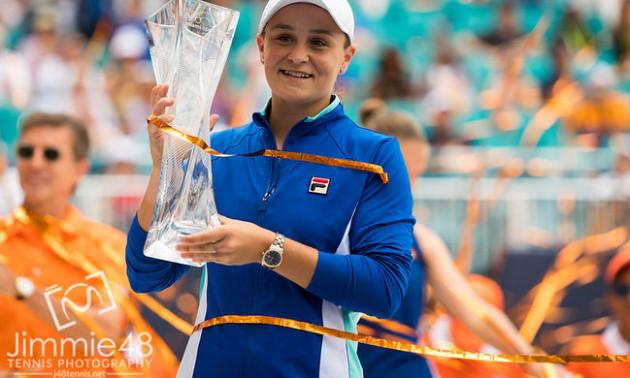 Кривдниця Ястремської тріумфувала на Miami Open
